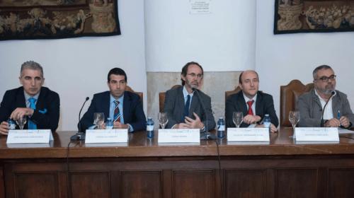 """II Jornada """"Avanzando en el cuidado del paciente hematológico"""" celebrada el 29 de Septiembre en Salamanca."""