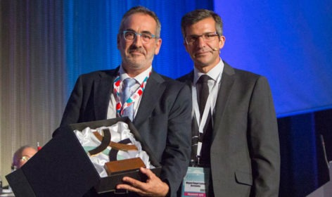 La Sociedad Española de Farmacia Hospitalaria galardona a Vifor Pharma