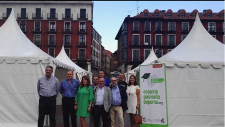 Vifor Pharma colabora con la Sociedad Española de Cardiología (SEC) y la Fundación Española del Corazón (FEC) en un encuentro para pacientes con insuficiencia cardiaca celebrado el 2 de Junio en Valladolid en el marco de la Reunión Anual de la Sección de Insuficiencia Cardíaca de la Sociedad Española de Cardiología.
