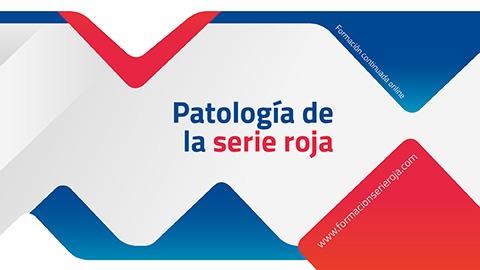 Logo Patología de la serie roja