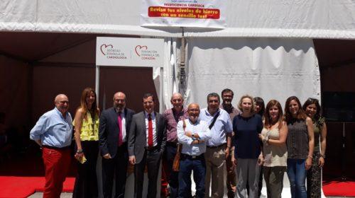 Vifor Pharma colabora con la Fundación Española del Corazón (FEC) en una jornada en Toledo cuyo objetivo es mejorar el conocimiento sobre la insuficiencia cardiaca entre la población.