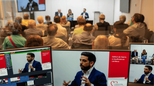 """Vifor Pharma colabora con la Fundación Española del Corazón (FEC) en el """"VI Foro de Salud Cardiovascular para Pacientes y Familiares"""" con motivo del Día Europeo de la Insuficiencia Cardíaca"""
