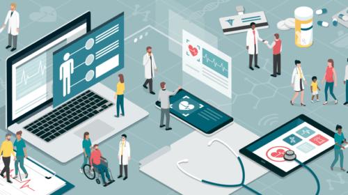 Evolución digital y el sector Salud